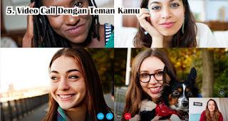 Video Call Dengan Teman Kamu Agar Tidak Merasa Bosan dan Stress Saat WFH