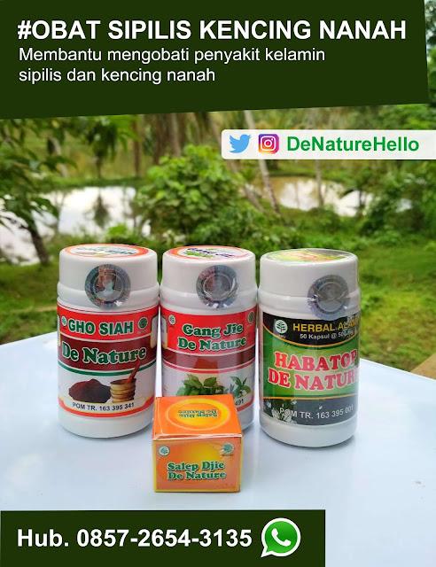Obat Sipilis dan Gonore De Nature