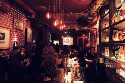 Nê-Cocktail bar chốn Hà Thành