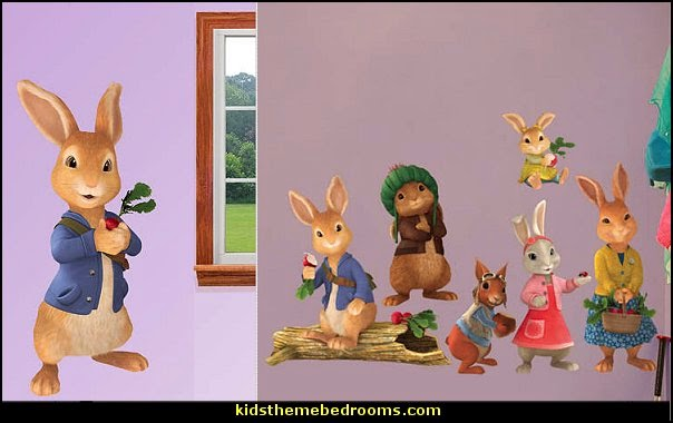 Superior ... Wall Decals · Peter Rabbit ... Part 9