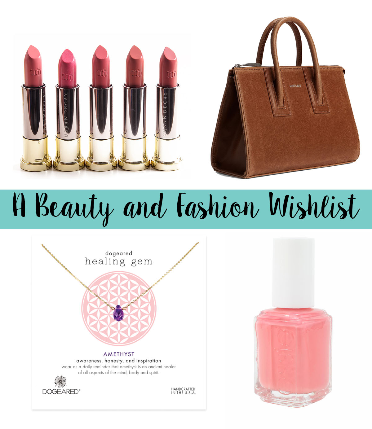 A Beauty and Fashion Wishlist | Akinokiki