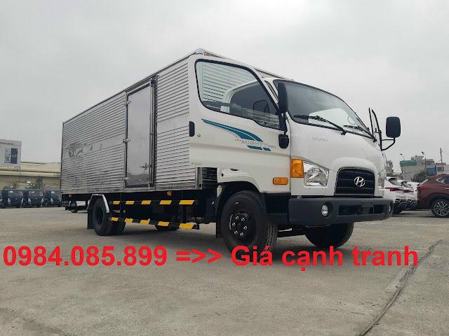 Hyundai 110XL thùng kín dài 6m3