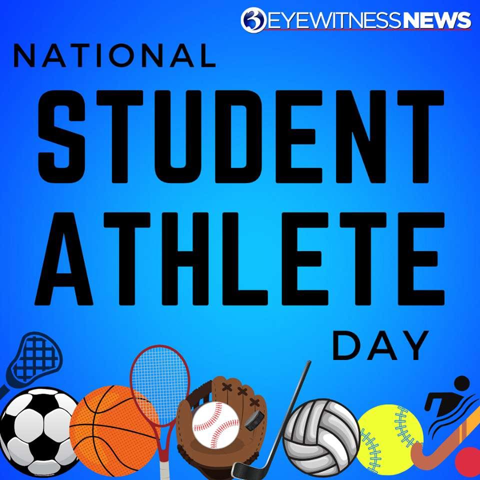 National Student-Athlete Day Wishes Beautiful Image