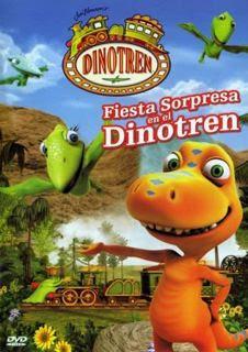 Fiesta sorpresa en el Dino Tren – DVDRIP LATINO