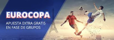 luckia promocion Euro2016 10-22 junio