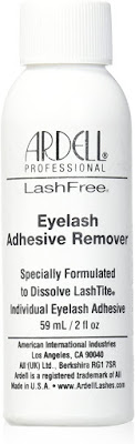 ardell lash free adhesive remover