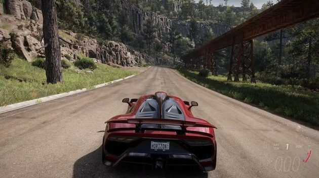 Listen to how Forza Horizon 5 sounds