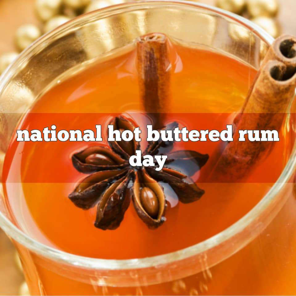 National Hot Buttered Rum Day Wishes For Facebook