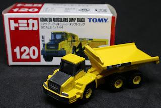 Tomica - 120 , 紙盒裝