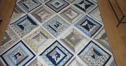 Quilting: Gray Skies Are Gonna Clear Up