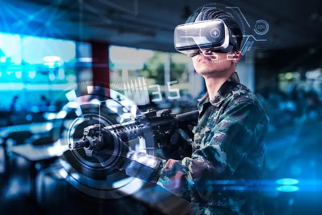 Macam-macam Teknologi Di Bidang Militer