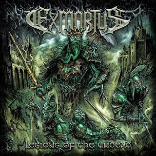 """Το βίντεο των Exmortus για το """"Psycho Theme"""" από το ep """"Legions of the Undead"""""""