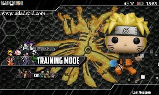 Naruto Senki Ultimate Ninja Striker by Faiz Umam