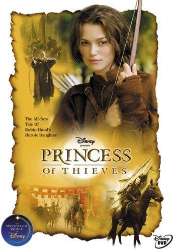 Princess of Thieves [DVDRip] Español Latino