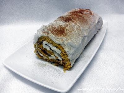 Rotolo gingerbread
