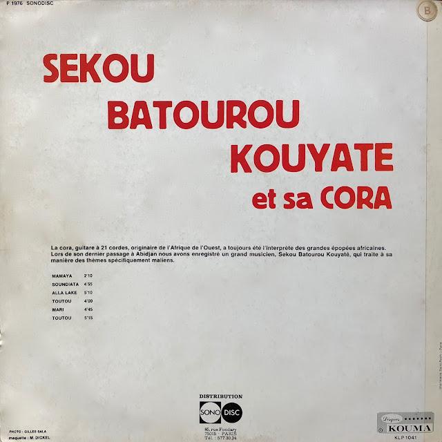 Mandingo Mandinka Mandingue Kora cora Malian music musique malienne griot african africaine