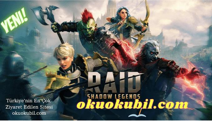 RAID: Shadow Legends 3.30.2 Efsaneler Mod Apk İndir Mart 2021
