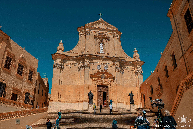 Les incontournables de Malte - partie 2, Gozo et Comino - Citadelle à Ir Rabat