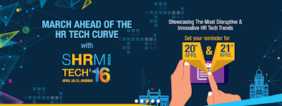 SHRM Tech 2016 in Mumbai to Focus on Workplaces and Technology