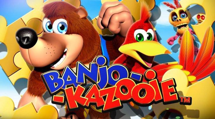 Banjo Kazooie Missing Game