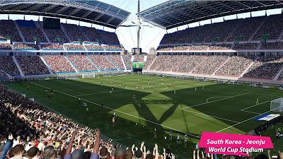 PES 2021 Jeonju World Cup Stadium