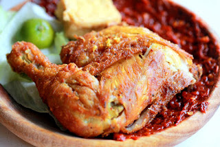 Resep Ayam Penyet Sederhana Cocok Untuk Masakan Sehari hari, ayam penyet, masakan sehari hari, masakan rumahan, resep ayam