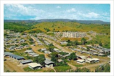San Miguelito en 1970