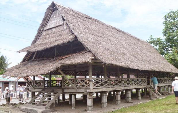 Rumah Baileo, Rumah Adat Provinsi Maluku