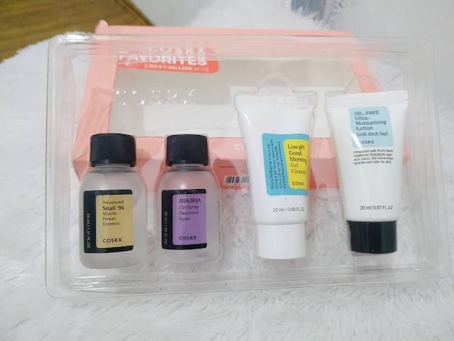 COSRX Travel Size Review