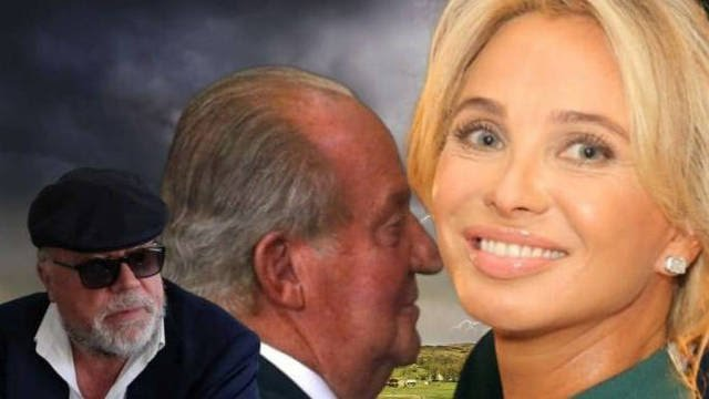 La ex amiga de Juan Carlos I declara ante un fiscal español sobre la adjudicación del AVE a la Meca.