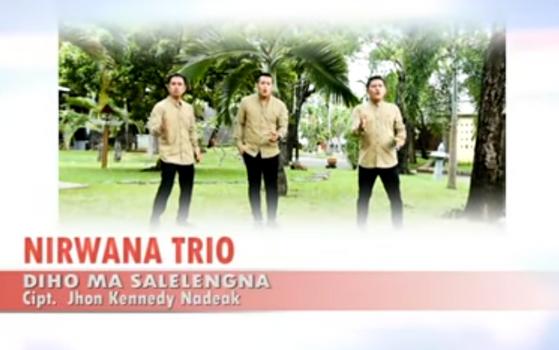 terjemahan Nirwana Trio - Diho Ma Salelengna.