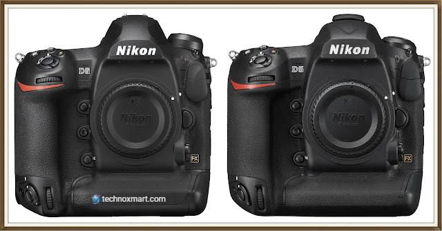nikon d6 dslr camera launched, nikon d6 flagship dslr,nikon,