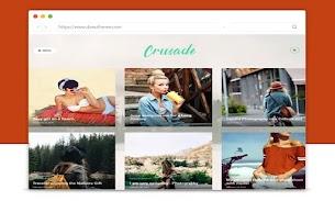 Crusade Photography Blogger Template - Responsive Blogger Template