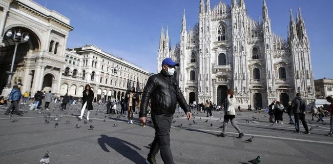 Ribuan Migran Berbondong-bondong Masuk, Italia Mulai Kewalahan