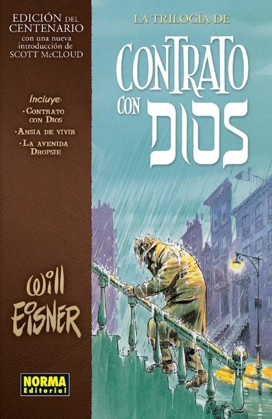Contrato con Dios, de Will Eisner