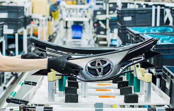 Toyota contratará 850 funcionários em Sorocaba para produção em 3 turnos