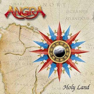 """Ο δίσκος των Angra """"Holy Land"""""""