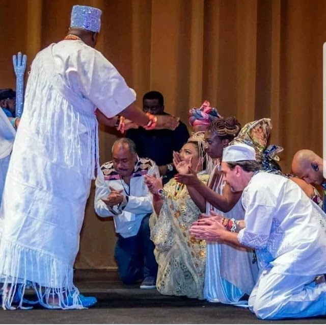 TellAfrica Unveils OJÓ OLÒJÓ: Day Oonirisa Will Adorn Most Powerful Crown Ever On Earth