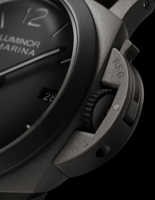 Panerai Luminor Marina 44 mm Guillaume Néry Edition PAM01122