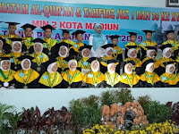 MIN 2 Kota Madiun Gelar Wisuda Khatam Al-Qur'an