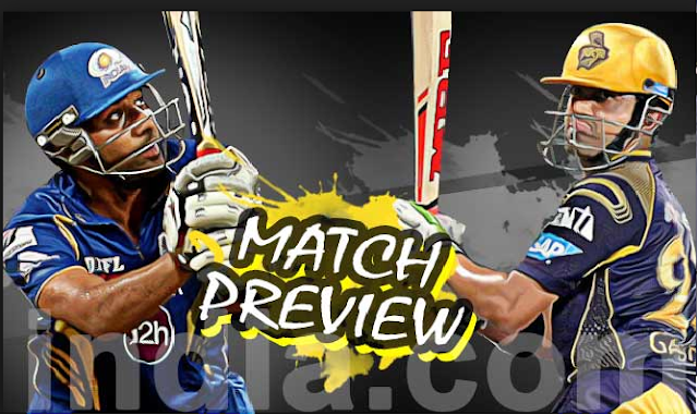 Mumbai Indians Vs Kolkata Night Riders Match IPL 2016