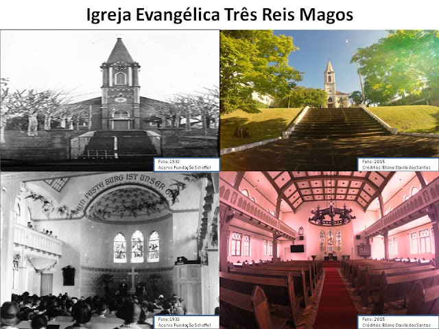 Igreja Evangélica Três Reis Magos