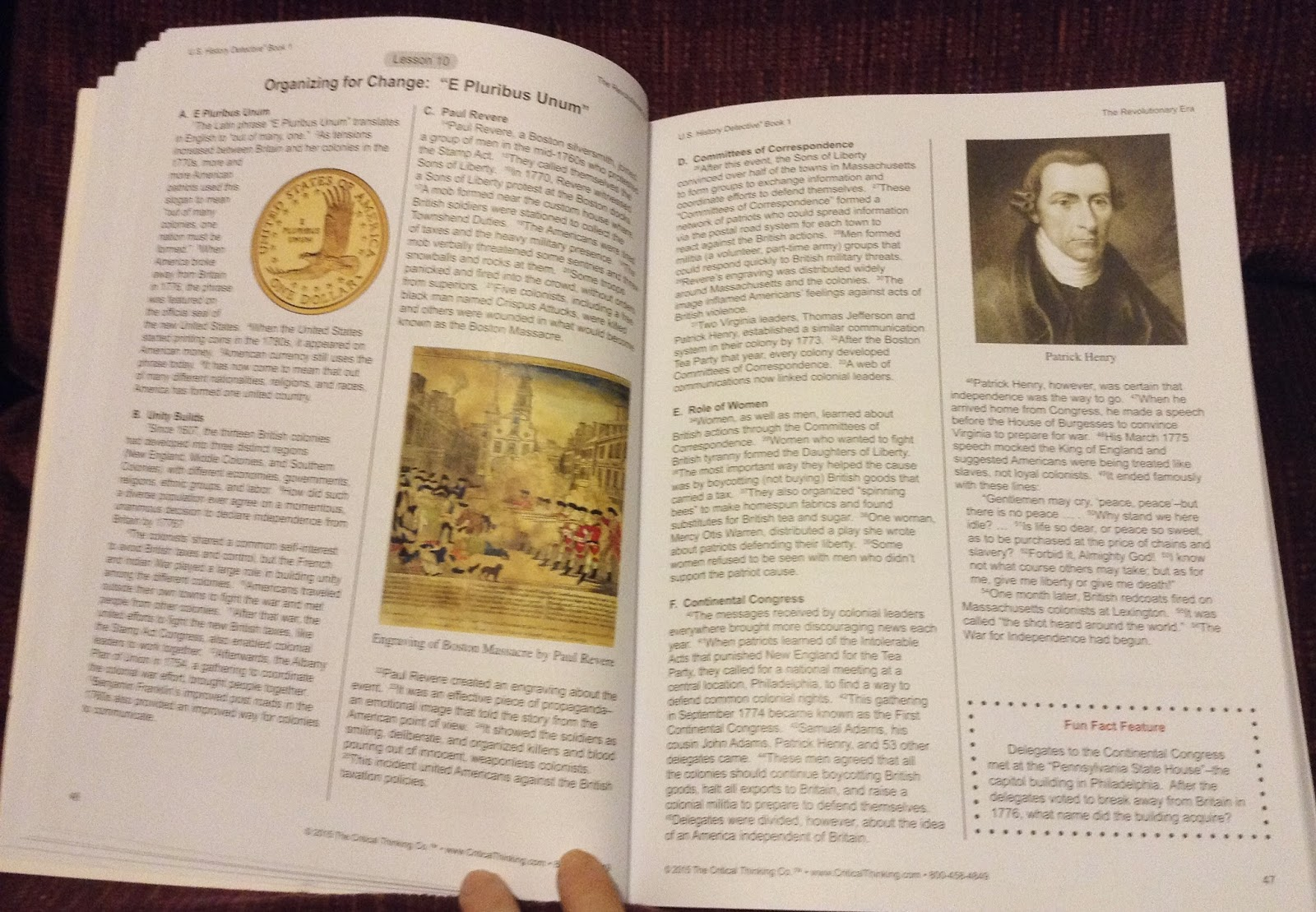 Footprints In The Butter U S History Detective A Review