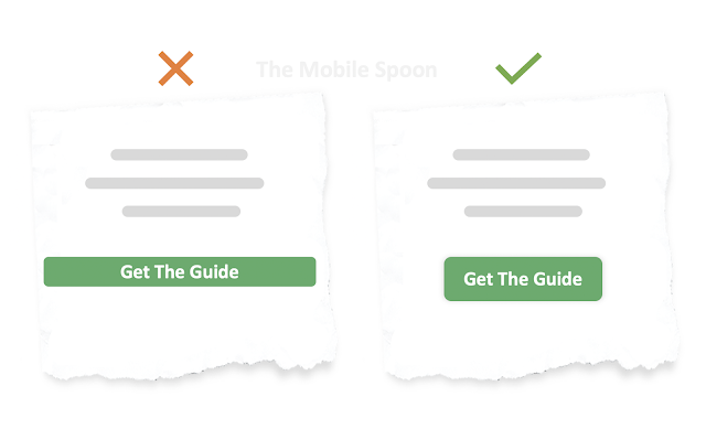 Size matters. The all-in-one guide to high-converting CTA buttons