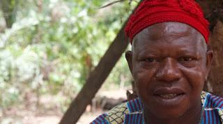 Chief Oliver Ibang
