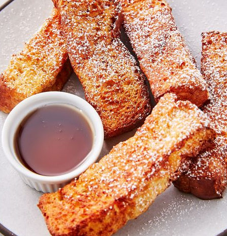 French Toast In Sticks