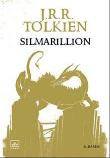 J.R.R. Tolkien – Silmarillion Türkçe PDF İndir