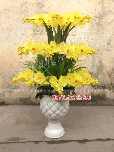 Hoa da pha le o Dich Vong