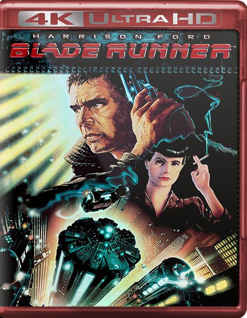 Blade Runner [1982] [UHD] [2160p] [Latino – Castellano]