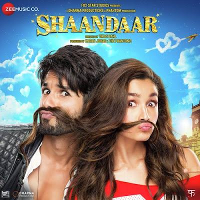 Download Shaandaar (2015) Hindi Full Movie 480p [400MB]   720p [900MB]
